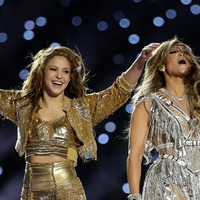 Shakira and Jennifer Lopez revel in Latin pride during Super Bowl half-time show
