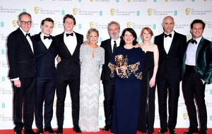 War film 1917 sweeps Baftas with seven awards
