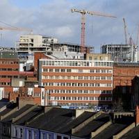 Crane-spotting - but still no building boom in Belfast