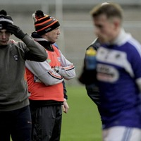 New mark hasn't advanced the game at all says Armagh manager Kieran McGeeney