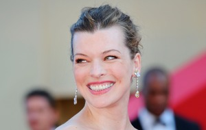Milla Jovovich welcomes third daughter at 44