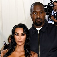 Kim and Kanye show off their minimalist mansion