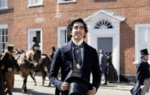 Dev Patel on playing David Copperfield: I want other actors to have a shot like I had