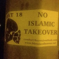 Anti-Islam stickers in Armagh treated as hate crime