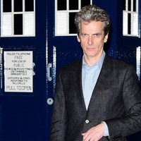 Doctor Who script with Peter Capaldi illustration donated to charity auction