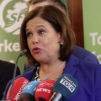 Ex Sinn Féin TD surprises that Mary Lou McDonald has not made border poll a red-line issue
