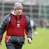 Winners of Cork versus Down clash will be in prime position for promotion but it's early days says Rebels' manager Ronan McCarthy