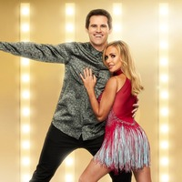 Dancing On Ice's Kevin Kilbane and Brianne Delcourt engaged after speedy romance