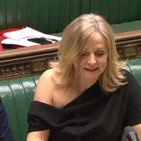 Tracy Brabin: There's more going on in Parliament than my shoulder