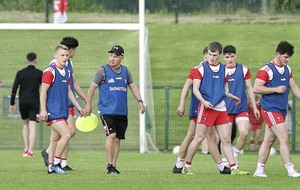 The fixtures calendar needs shredded to help underage structures: Derry U20 boss Mickey Donnelly