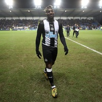 Newcastle United match-winner surprised by pants-down goal celebration