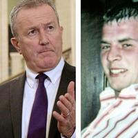 Sinn Féin's Conor Murphy apologises to family of Paul Quinn