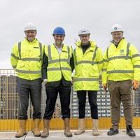 Creagh Concrete completes £8m luxury development Birmingham