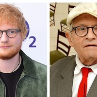 David Hockney portrait of Ed Sheeran to be shown in UK for first time