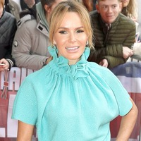 Amanda Holden turns heads at Britain's Got Talent auditions