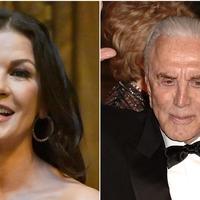 Catherine Zeta Jones leads tributes to father-in-law Kirk Douglas