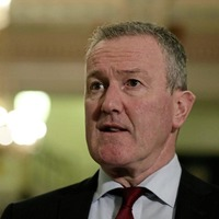 Conor Murphy's executive colleagues stay silent on his future