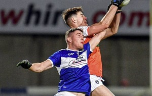 Cavan look to build on comeback victory against in-form Laois