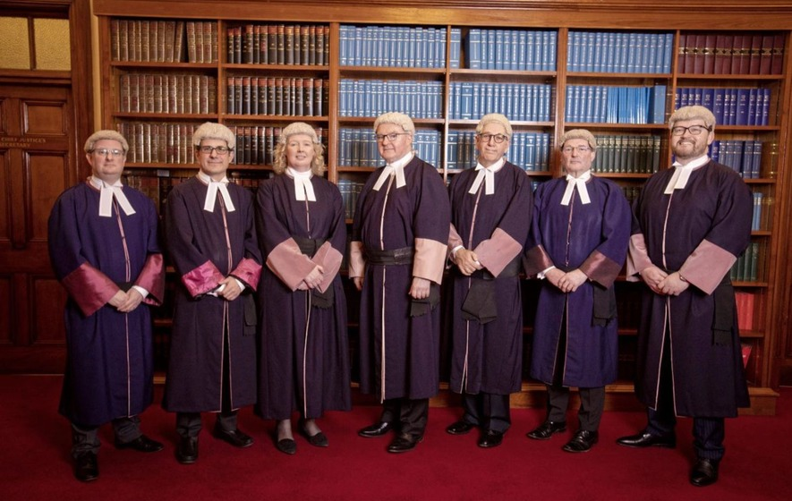 Report Into High Court Judge Recruitment Crisis Reveals Senior Lawyers Choosing Larger Pay Packets And Skiing Holidays Over Sense Of Duty The Irish News Must be worn by crown court judges in court. high court judge recruitment crisis