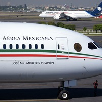 'Where would I park it?' Mexico won't really raffle off huge presidential jet