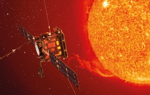 Spacecraft built to probe Sun 'shows UK's scientific strength'