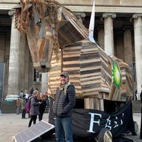 Protesters leave British Museum after two-day action over BP sponsorship