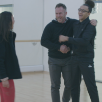 Dancing On Ice champion James Jordan makes surprise return to show