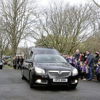 Huge turnout at 'dignified' funeral for veteran republican Francie Brolly
