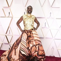 Billy Porter kicks off Oscars fashion in British design