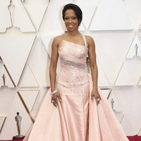 Pink is the colour of the year on the Oscars red carpet