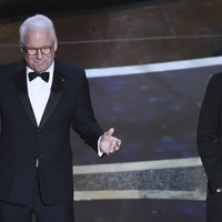 Chris Rock and Steve Martin mock lack of diversity during Oscars opening