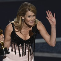 Laura Dern gets early birthday present with Oscars win