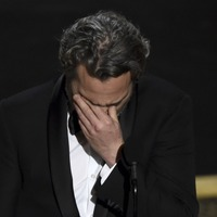 Joaquin Phoenix champions list of progressive causes during Oscars speech