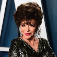 Joan Collins says she does not think Parasite deserved its Oscars success
