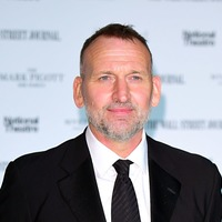 Anorexia is like being in hell, says Christopher Eccleston