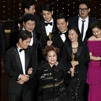 South Korean film Parasite makes history at Oscars in upset for 1917