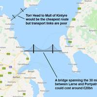 SNP minister demands urgent talks on £20 billion bridge to Scotland