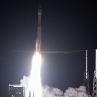 Lift off: Solar Orbiter on its way to the Sun
