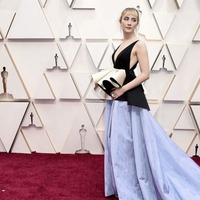 Actress Saoirse Ronan missed out on Oscar glory again