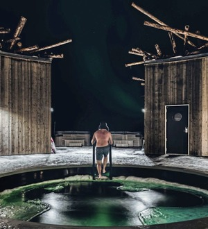 Sweden's newest cold therapy spa hotel the ideal place to really chill out