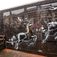 80 pieces of Banksy artwork to go on display in London