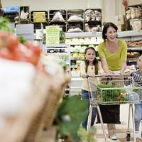 Shrinking baskets in shifting supermarket shares