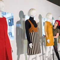 Mary Quant exhibition at Victoria and Albert Museum visited 400,000 times