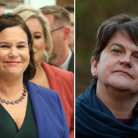 Arlene Foster: Border poll not inevitable