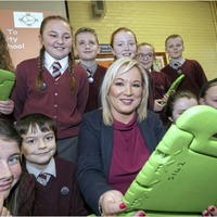 West Belfast primary school becomes first in Northern Ireland to win Cyber Resilience award
