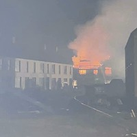 Fire at Glenavy housing development site was 'accidental'