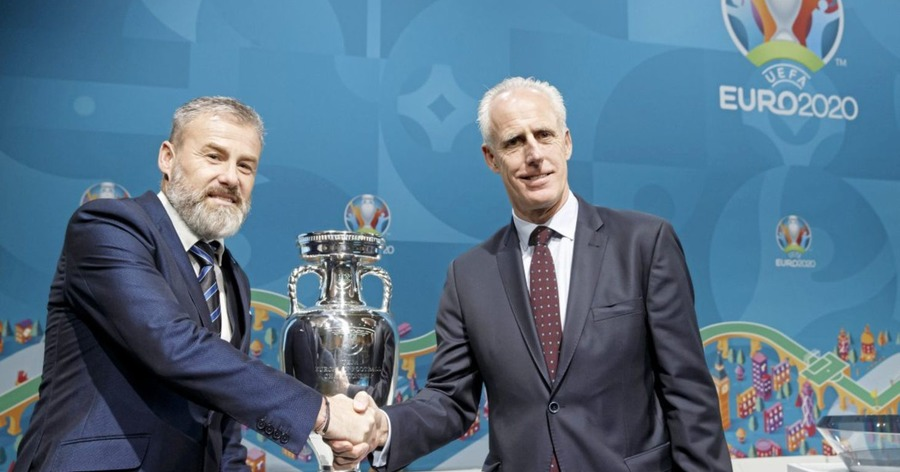 Republic of Ireland governed by VAR for first time in Euro 2020 Slovakia play-off