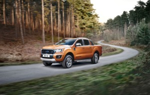 Ford Ranger: Capability meets comfort at the top of the Ranger
