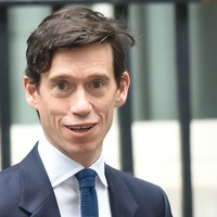 Rory Stewart says he has slept in 550 strangers' houses