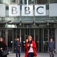 BBC chairman defends broadcaster amid 'growing battle' for global influence